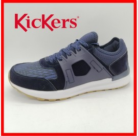 NEW KICKERS MENS SPORT OUTDOOR HIGH GRADE ATHLEISURE SNEAKERS READY STOCK